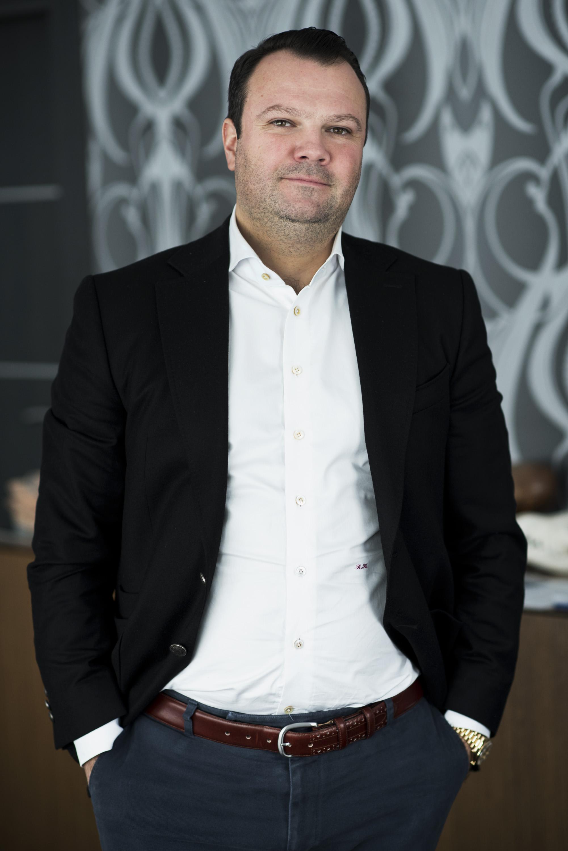 Prezes Klubu Rafał Kalisz