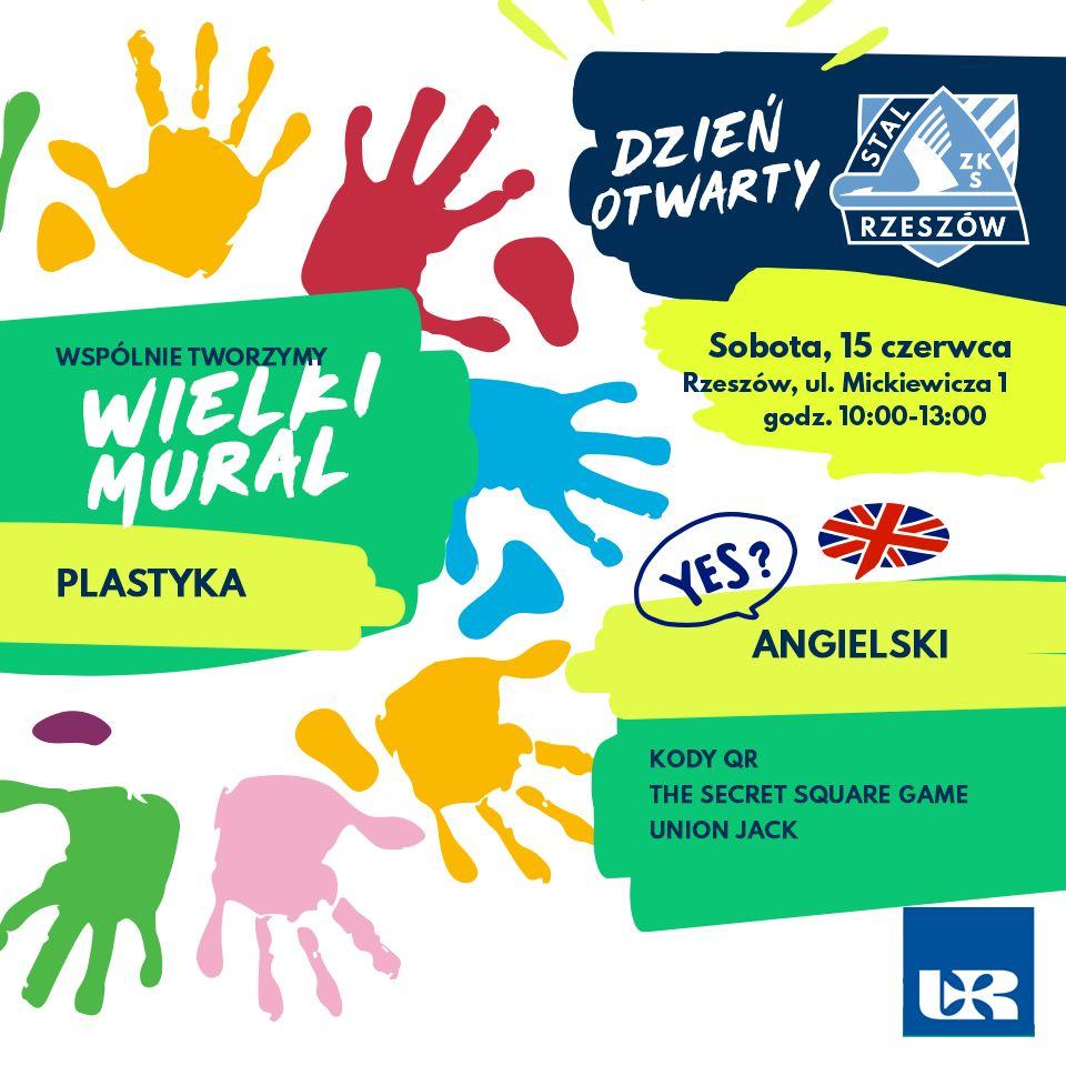 Kolejne atrakcje na otwarciu szkoły SMS Stal Rzeszów